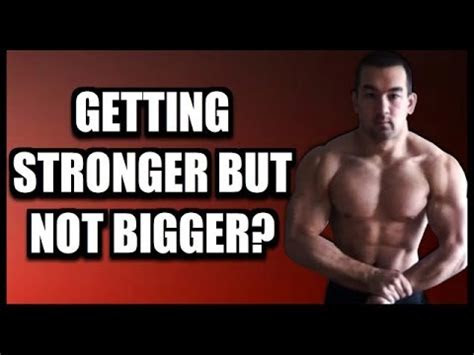 im  stronger   bigger strength gains