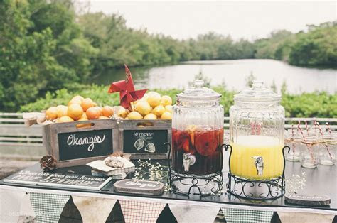 Vintage Greynolds Park Boathouse Wedding by Fortuna Events
