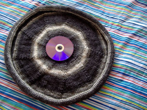 felted bowl (before with dvd)