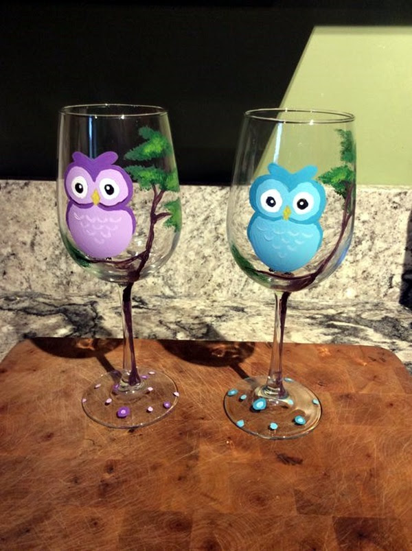 Artistic wine glass painting ideas (25)