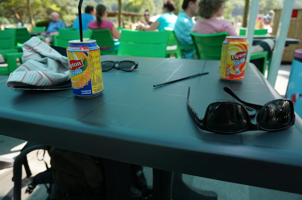 Ice Tea in Han