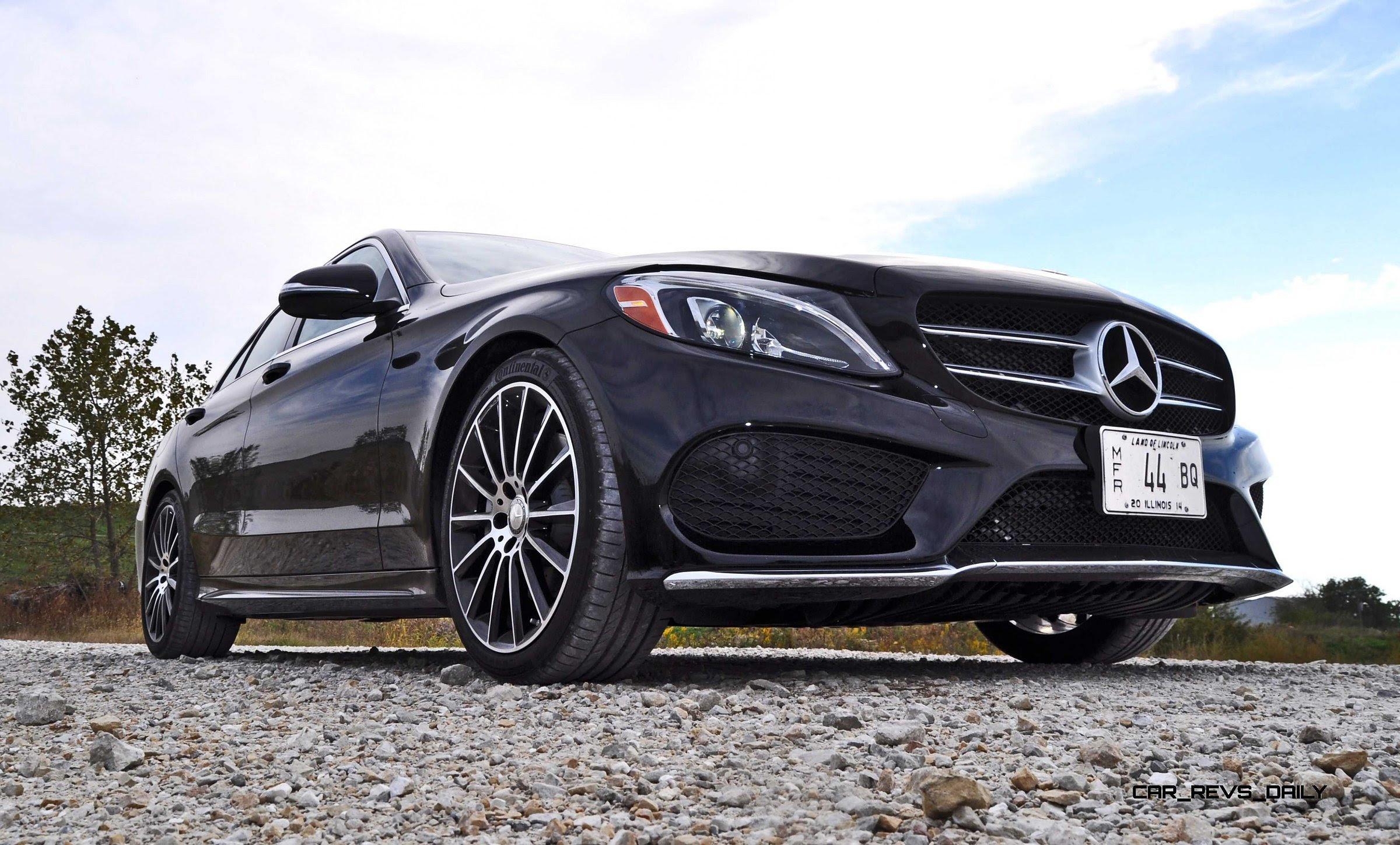 2015 Mercedes-Benz C300 4Matic Sport Review