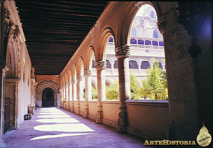 Monasterio de San Jerónimo (Granada). Claustro
