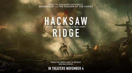 Movie Review Hacksaw Ridge Catholic Lane