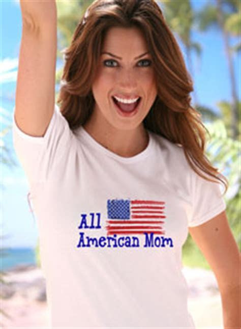 All American Mom T shirt   Mother's Day Gift with American