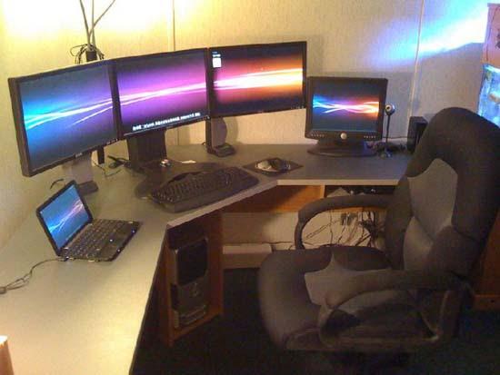 Εντυπωσιακά γραφεία στο σπίτι (13)