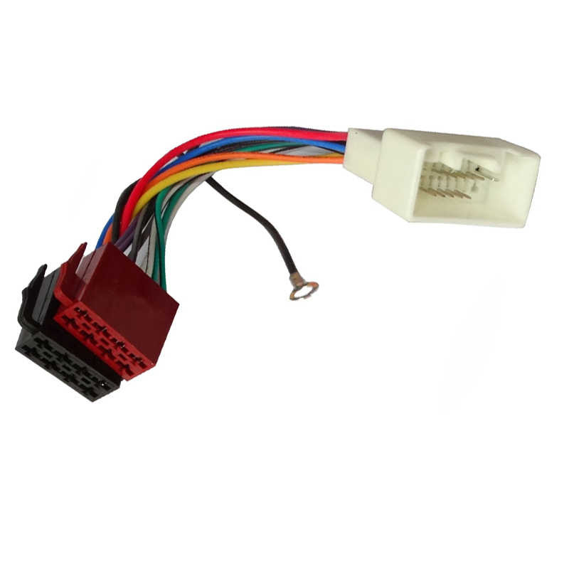 Sony Cdx S2000 Wiring Harnes