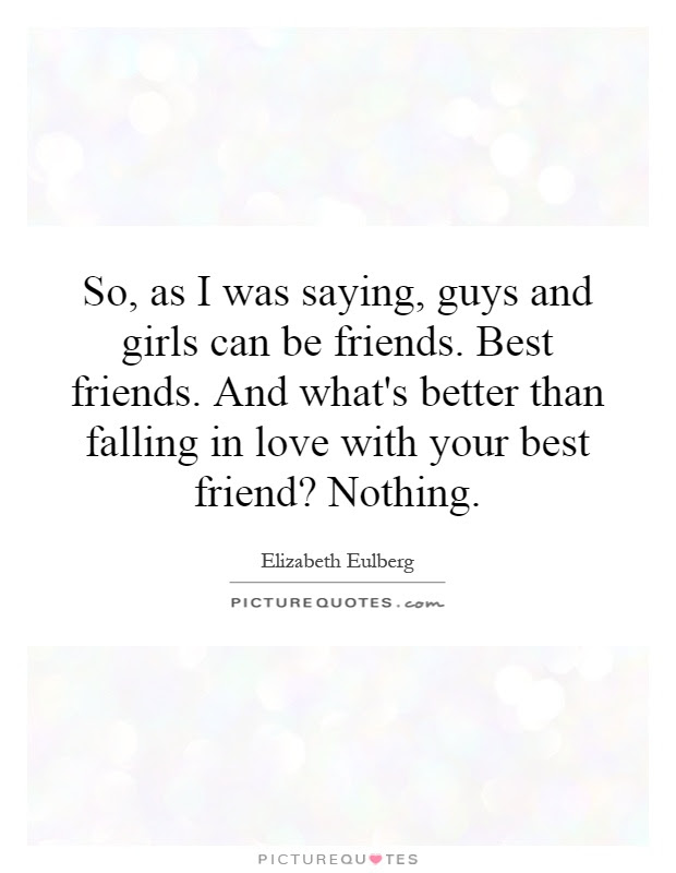 Falling In Love With Your Best Friend Quotes Sayings Falling In