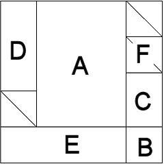 sailor block :: B :: seilbåt-blokk