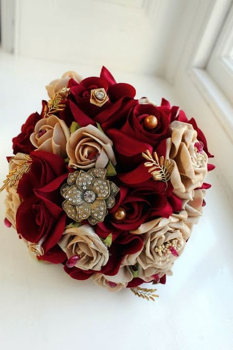 44 Elegant Burgundy And Gold Wedding Ideas Happyweddcom