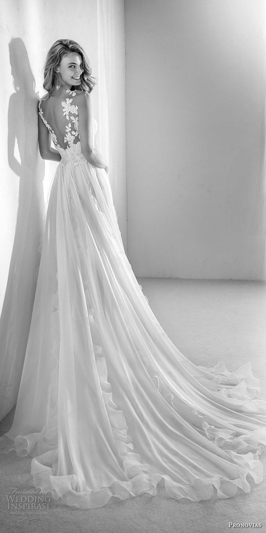 Pronovias Wedding Dress 4 Wedding Galery