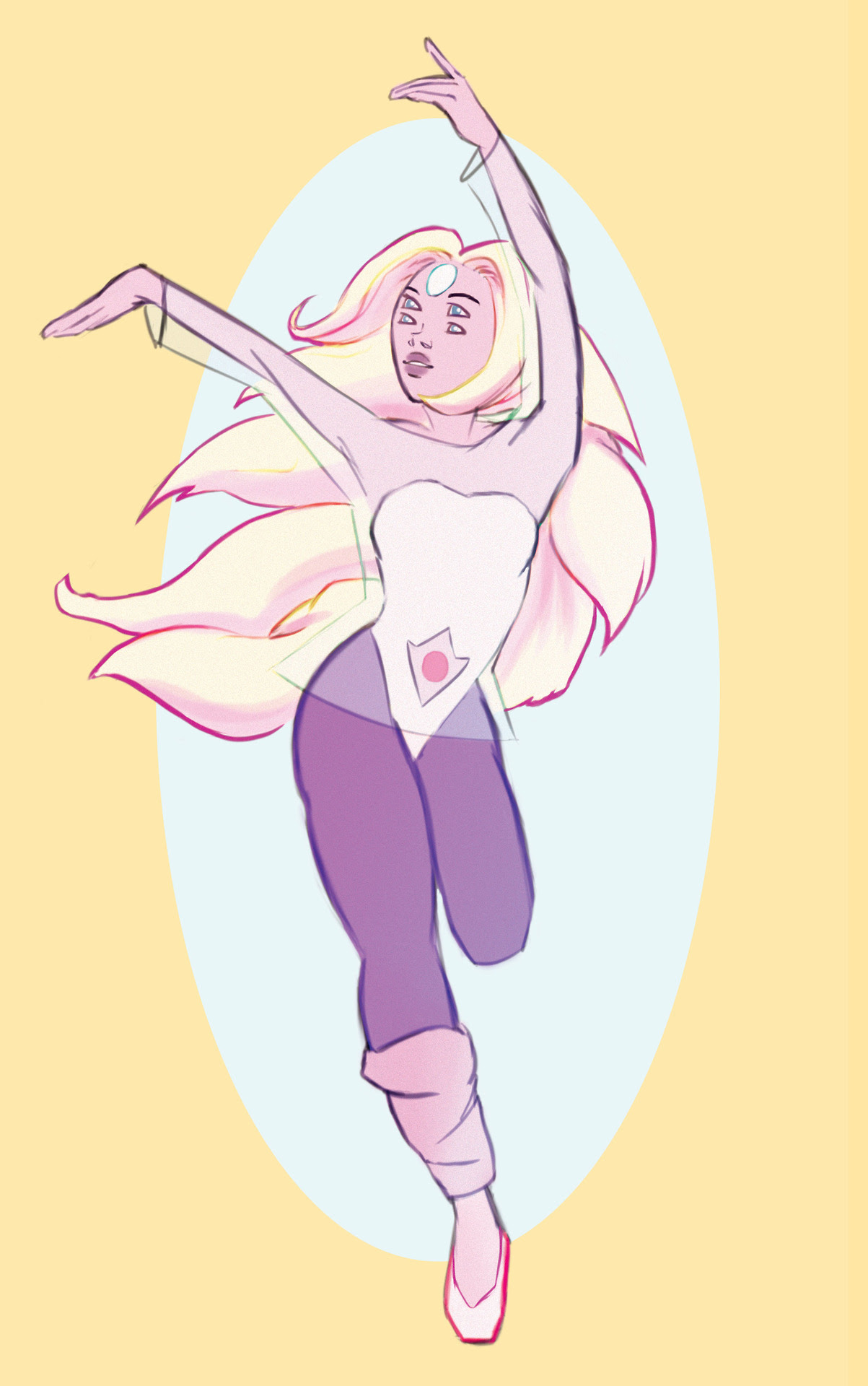 Rainbow Quartz, I really hope we get to see a new version of her with Steven, but the original is pretty cool! COMMISSIONS ARE OPEN, 20% SALE and first 3 custumers get 30% Please reblog and spread the...