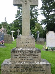 John Whitwell Ainscough b.1908 - d.27th October 1992 age 84 & Margaret Mary (nee Kevill) Ainscough b.1916-d.18th March 1999