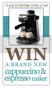 Win a Brand New Cappuccino and Espresso Maker - Aspire