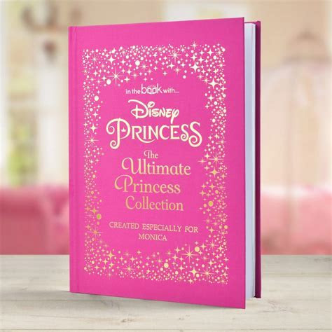 Personalised Disney Princess Book ? Ultimate Collection
