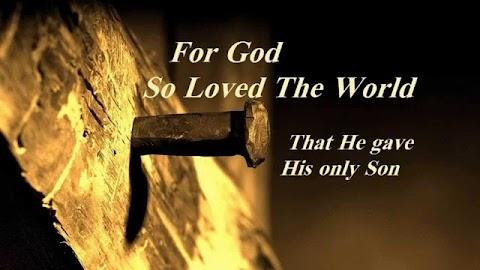 For God So Loved The World Lyrics Oslo Gospel Choir