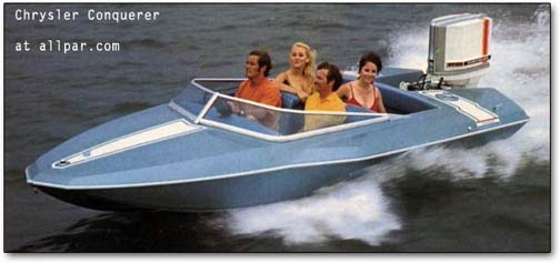 1961 Aluminum Boat With A 1960 35hp Outboard Always Working On It