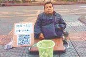 Di China, Para Pengemis Menerima Sedekah 'Online'