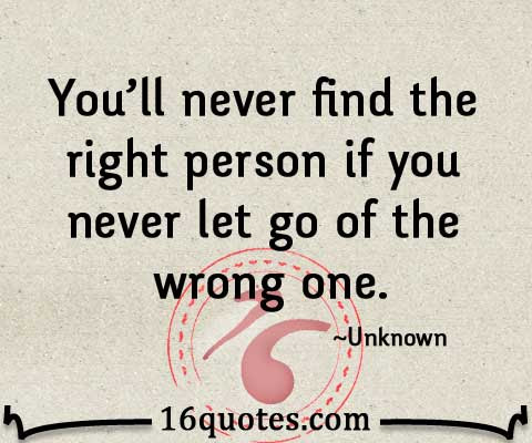 Quotes About Finding The Right One 35 Quotes