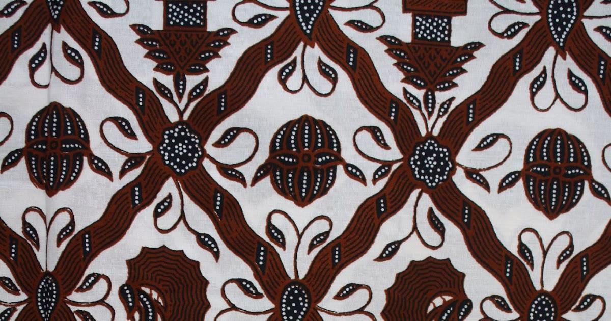 Motif Kain Batik Dan Maknanya - Batik Indonesia