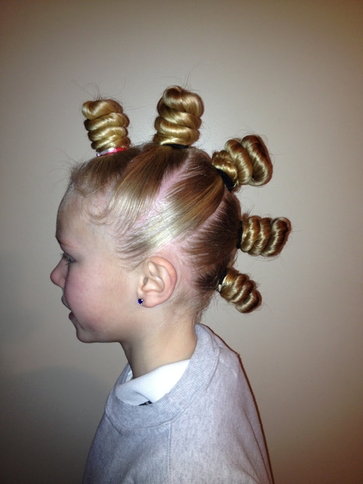 Top Image Of Cute Hairstyles For Picture Day At School Alice Smith