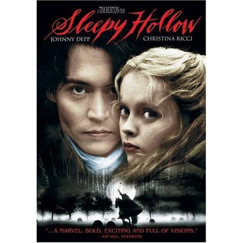 Sleepy Hollow DVD cover