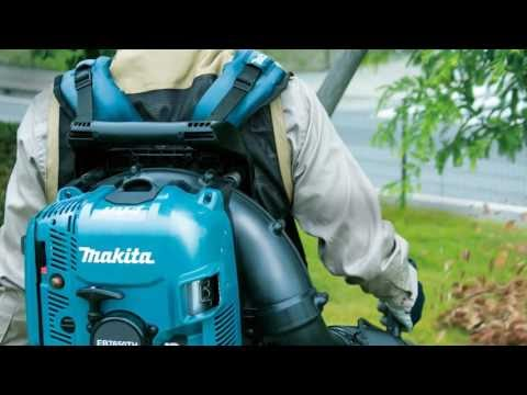 Love You Gardening Backpack Leaf Blower Makita Eb7650th