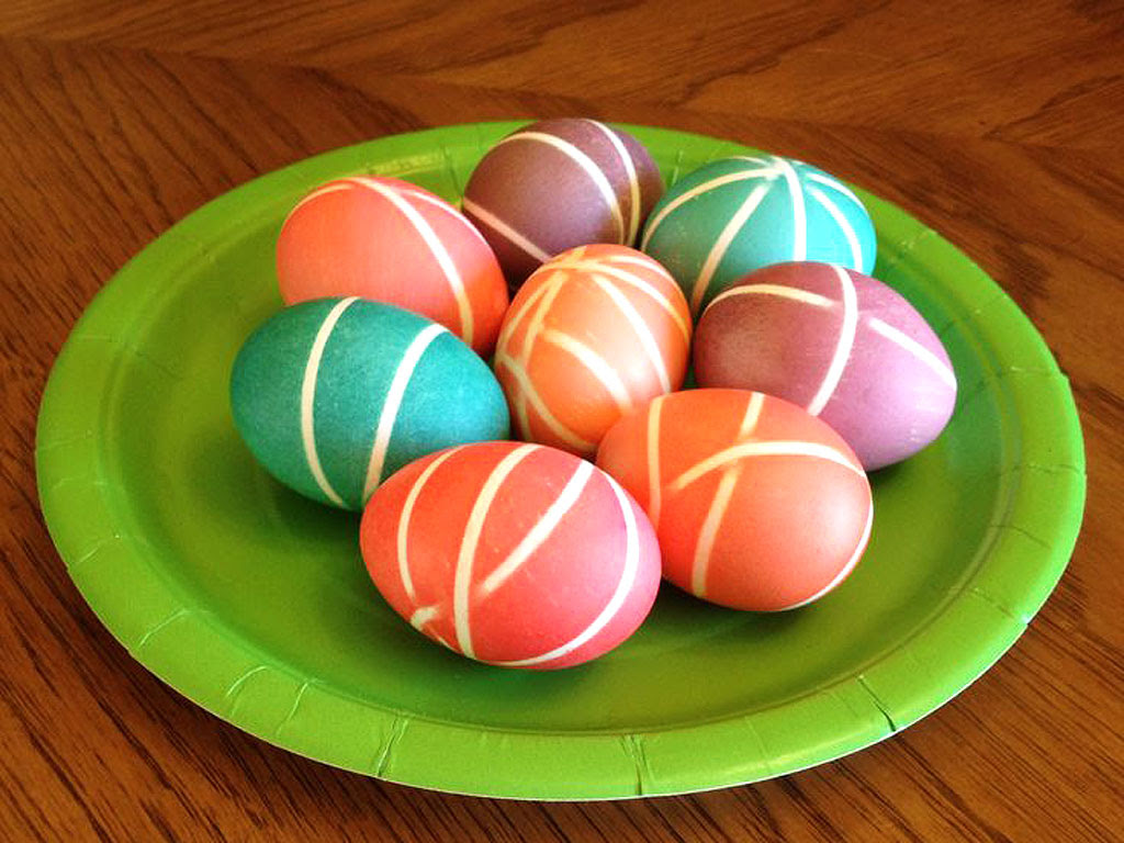 25 Easter Egg Decorating Ideas & Creative Designs - Great ...