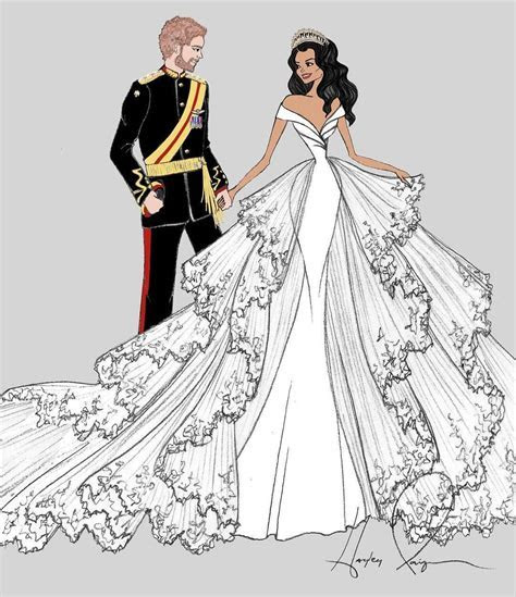 Meghan Markle?s Wedding Dress Will (Probably) Look Like
