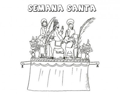 Catholic Net Semana Santa Para Ninos