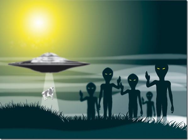aliens thumb Ecologista diz que seres humanos não são da Terra