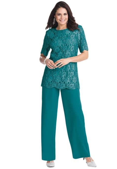 lovely  size short sleeve mother   bride pant