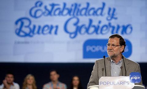 Mariano Rajoy Durante su intervención en las Jornadas sobre el Buen Gobierno celebradas el pasado fin de semana en Cáceres.