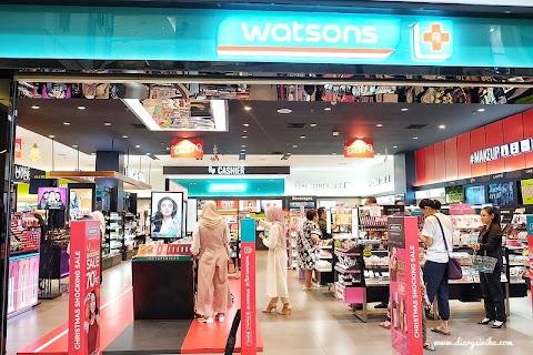 Grand Opening Watsons di Pakuwon Mall