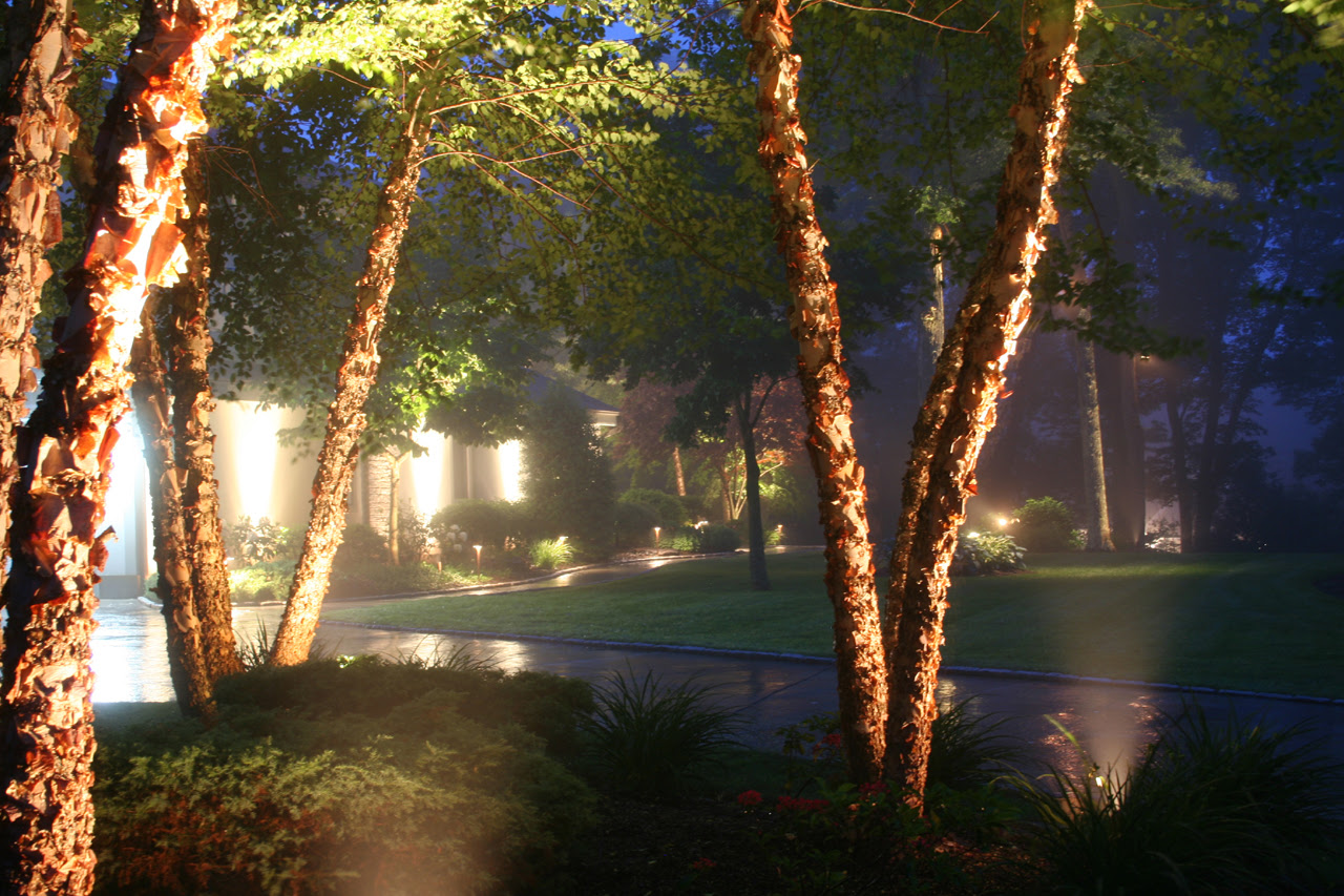 Preferred Properties Landscaping & Masonry: Outdoor Lighting ...