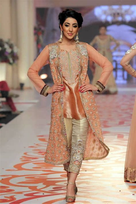 Asifa & Nabeel collection at Telenor Bridal Couture Week