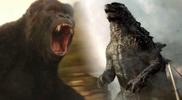 Godzilla and King Kong will face off in 2020's GODZILLA VS. KONG.