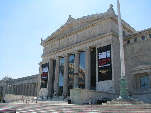 The Field Museum, North Entrance