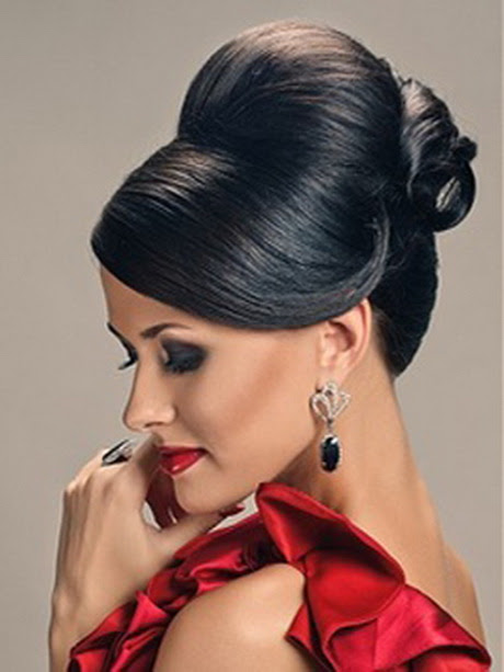 Black  updo  hairstyles