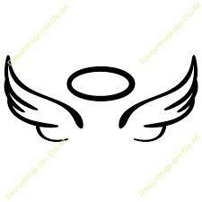 Simple Angel Wings Drawing Free Download Best Simple Angel Wings