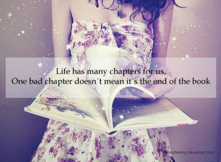 Quotes About Another Chapter In Life 16 Quotes