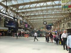 London - Waterloo Station