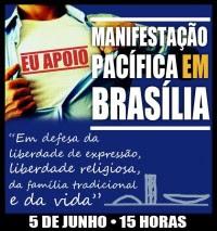 Saiba os detalhes da manifestação pela família organizada pelo pastor Silas Malafaia em Brasília: local, como chegar e shows