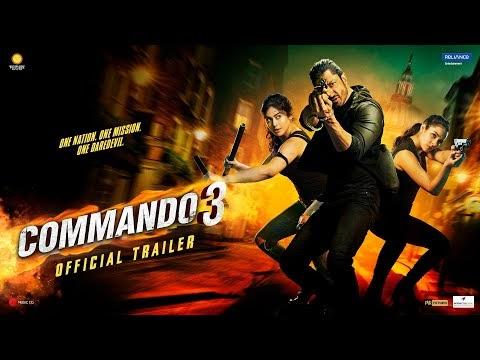 Commando 3 Trailer