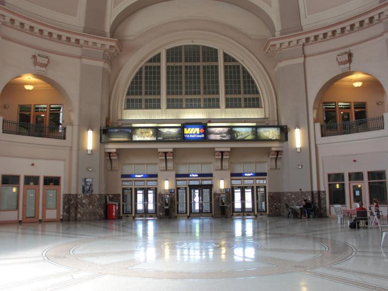 Winnipeg Union Station