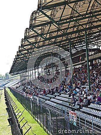 Hungaroring grandstand