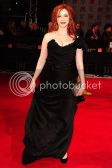 BAFTA Awards 2012 Red Carpet Fashion Style