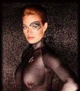 Seven Of Nine: Must stay at least 100 yards away from