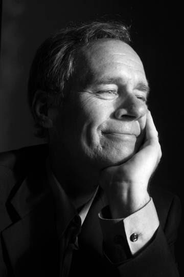 El periodista David Carr, retratado en julio de 2008.
