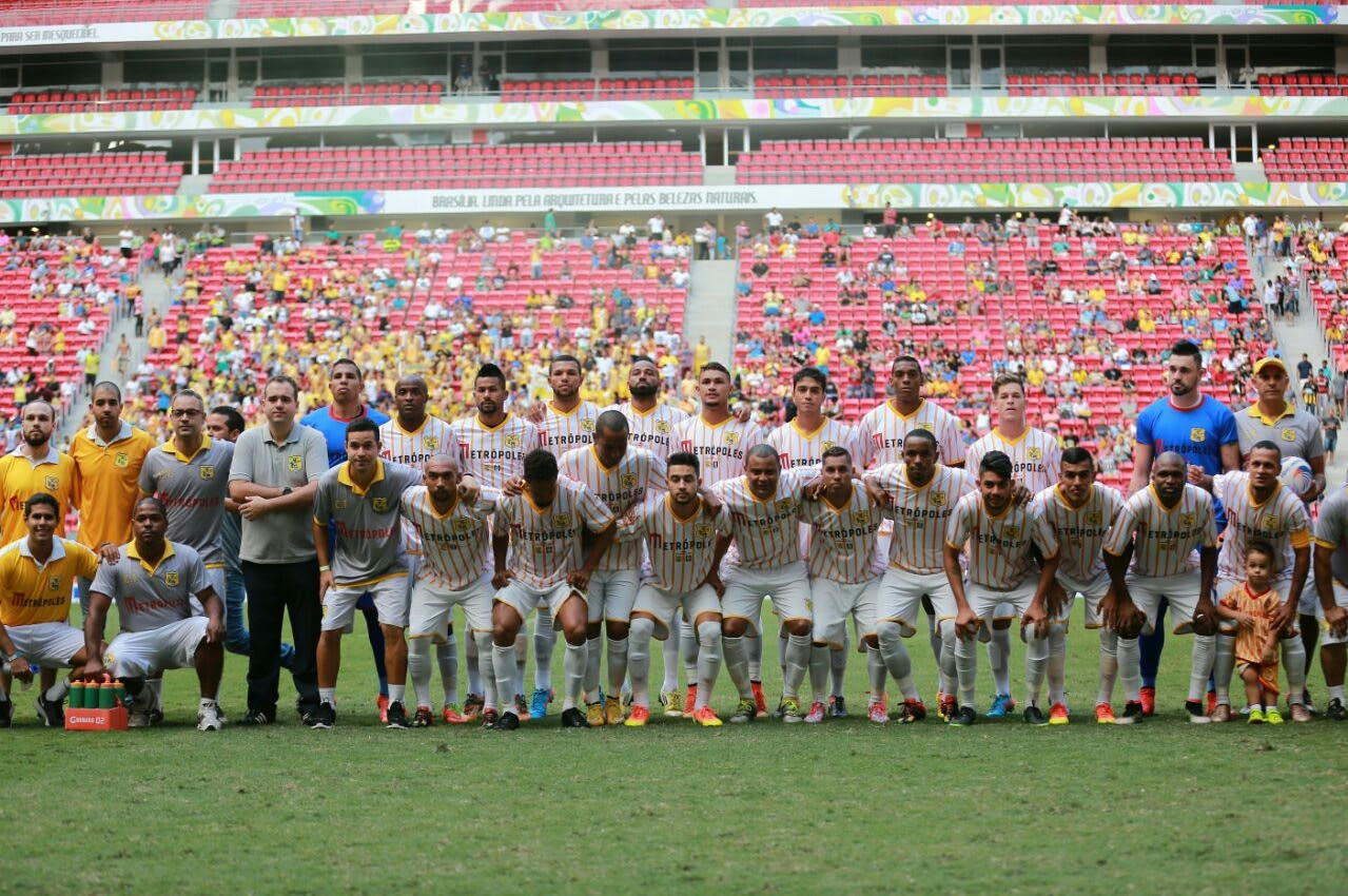 Brasiliense Campeão